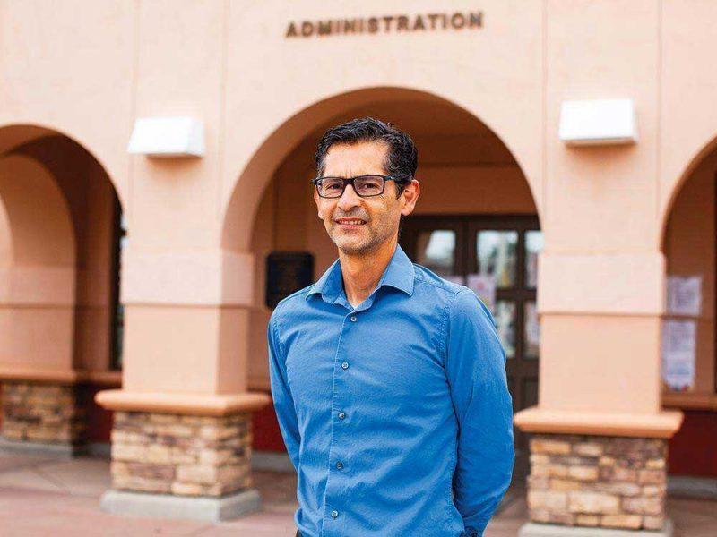 George Lopez leads AUSD's digital citizenship programs and lesson plans.