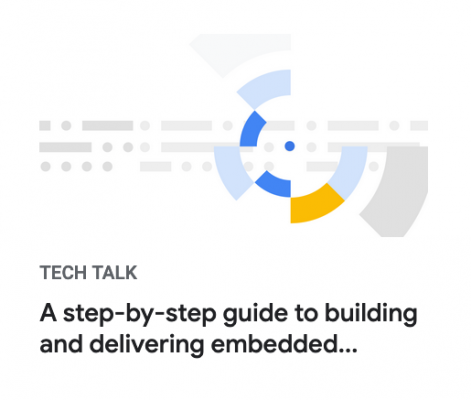 A step-by-step guide to building and delivering embedded analytics