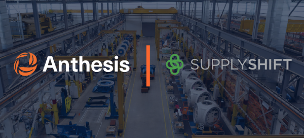 SupplyShift and Anthesis announce strategic alliance to accelerate supply chain sustainability action