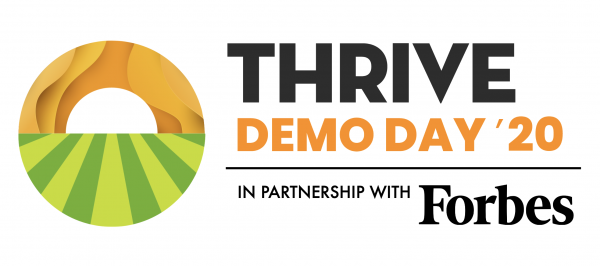 THRIVE's Agtech Accelerator Demo Day goes online this year