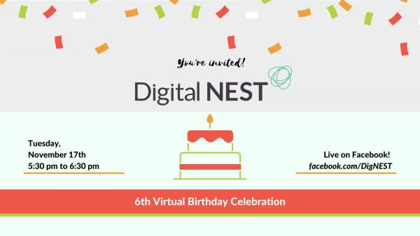 DigitalNEST to celebrate 6th anniversary and expansion of Salinas location