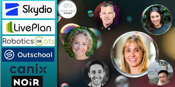 Hear from Skydio, LivePlan, Noir Lighting, RoboticsCats, OutSchool, Canix at Nov 4 event