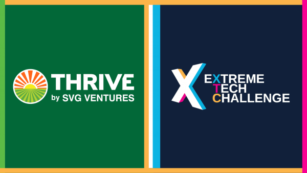 SVG Ventures Partners with Extreme Tech Challenge for THRIVE Global Initiative