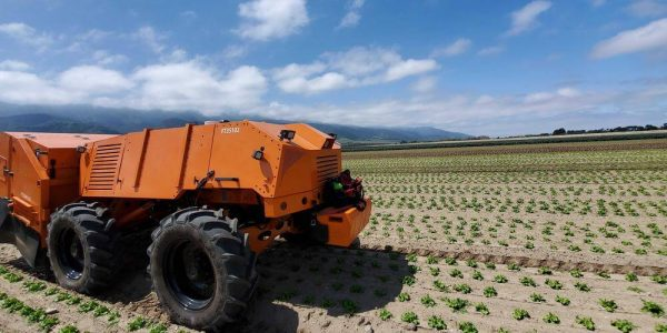 "The FarmWise Titan FT-35 makes Time's ""Best Inventions of 2020"""