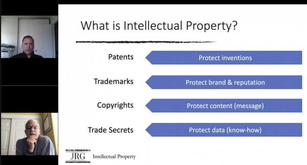 Watch: Intellectual Property in AgTech