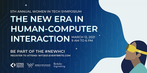 Leila Takayama and Melody Ivory to Keynote Women in Tech Symposium 2021