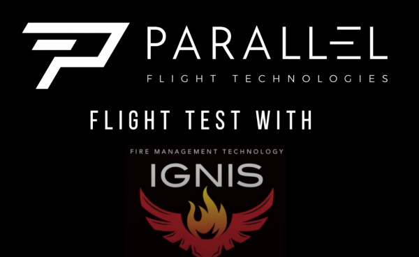 Are Parallel Flight Technologies' drones being used to start fires?