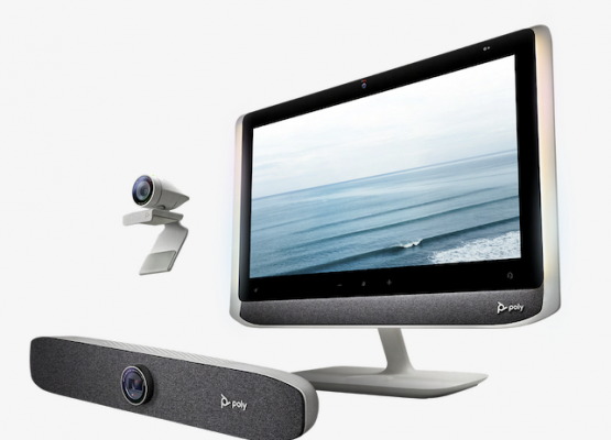 "Developed with ""work-from-home"" in mind, Poly announces new squad of personal video solutions"