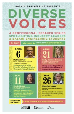 Diverse Voices 2021: Promoting diversity in STEM education and careers