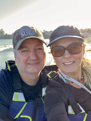 Making the World a Better Place – A Profile of Dave & Shirley Henderson