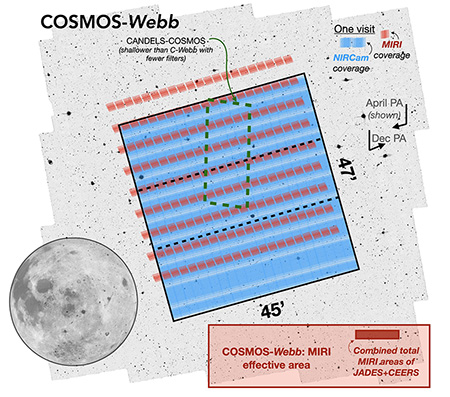James Webb Space Telescope program aims to map the earliest structures of the universe