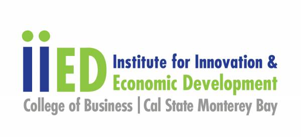 Institute for Innovation and Economic Development (iiED) at CSUMB  awarded $749K federal grant to support regional entrepreneurs impacted by COVID 19