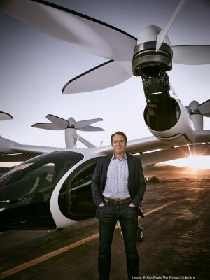 Here's why Joby Aviation founder believes he can make his childhood dreams take flight