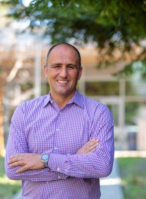 Marco Rolandi appointed faculty director of UCSC Center for Innovation and Entrepreneurial Development