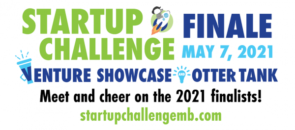 Startup Challenge Finale on May 7 is free, online, and open to the public