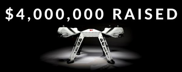 Parallel Flight Technologies: $4M Raised & New Signed LOIs
