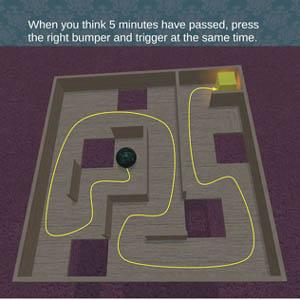 Virtual reality warps your sense of time