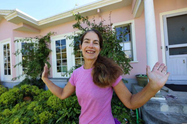 Time to tango: Sara Isenberg's last dance with Santa Cruz Tech Beat